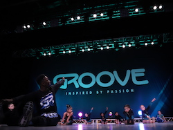 Jonathan McGill. Photo gracieuseté de Groove Dance Competition and Convention.